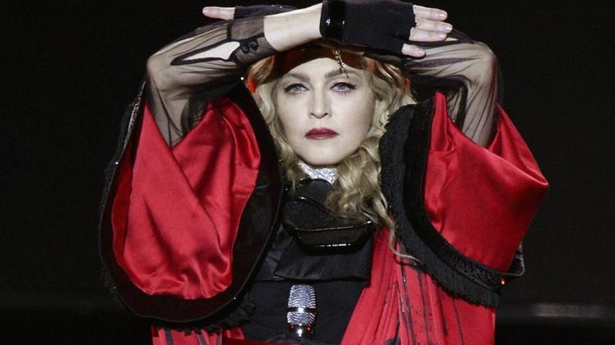 Lisboa cobrará a Madonna por el espacio cedido para aparcar 15 vehículos