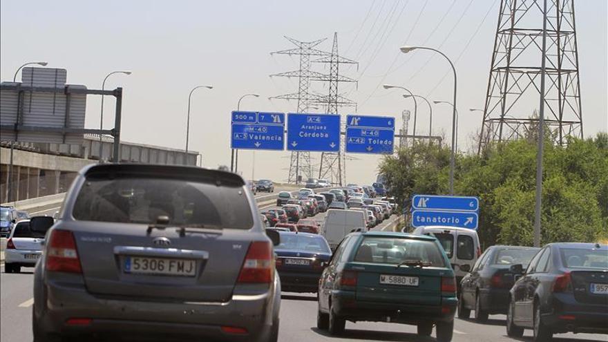 Diez fallecidos en accidentes durante el puente