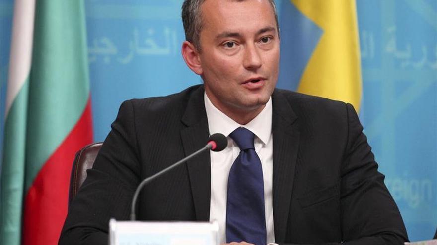 Mladenov reemplaza a Serry como coordinador especial de la ONU para Oriente Medio