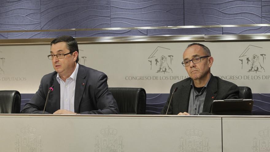 """IU-ICV exige a Morenés que pida cuentas a su jefe del JEME por haberse """"extralimitado"""" con sus palabras sobre Cataluña"""