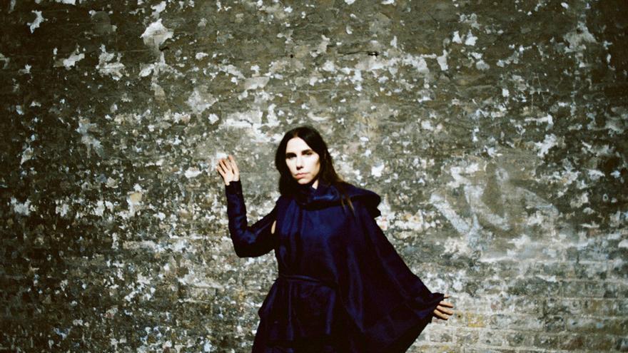 PJ Harvey. Foto Maria Mochnacz.