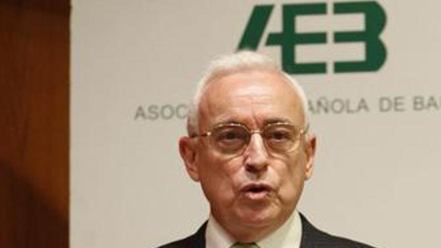 Presidente De La Asociación Española De Banca (AEB), Miguel Martín