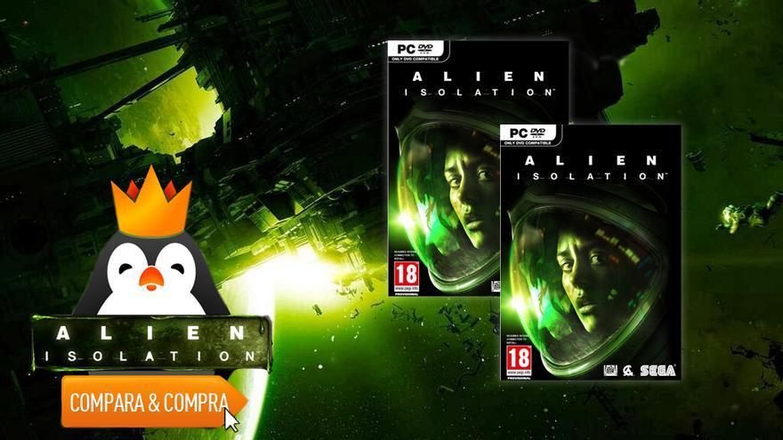 Concurso Juegoreviews Alien Isolation