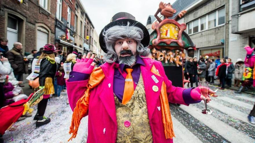 La Unesco retira el Carnaval de Aalst en Bélgica del listado de patrimonio por racismo