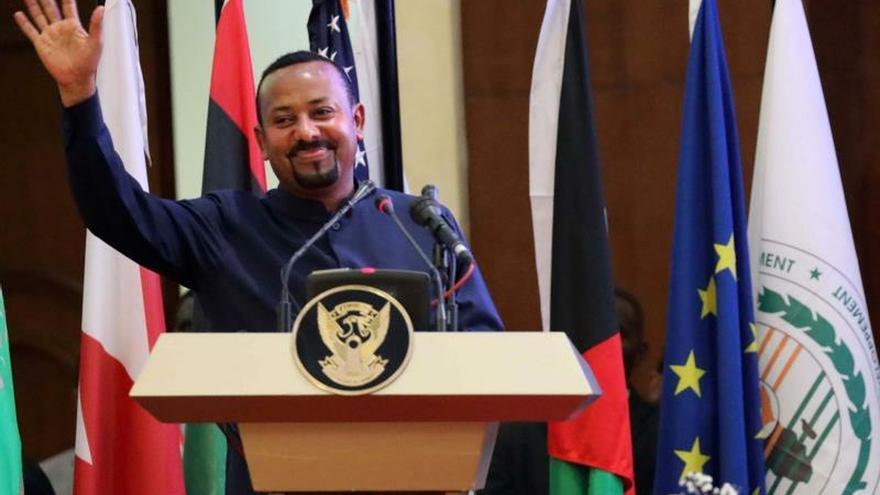 Nobel de la Paz para el primer ministro etíope por cerrar el conflicto con Eritrea
