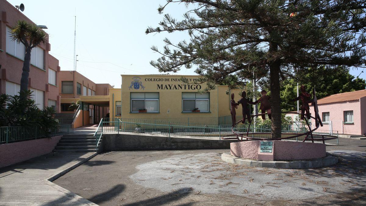 Colegio en La Palma