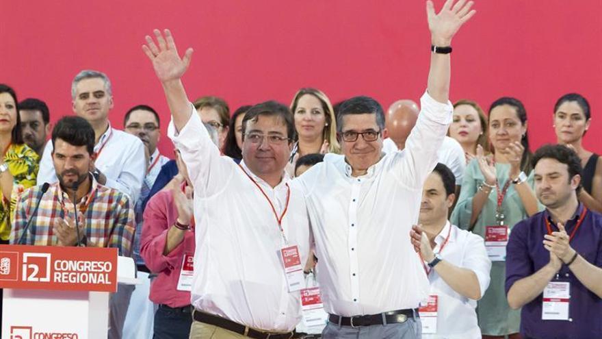 """Patxi López y Vara apelan al """"diálogo"""" como respuesta al independentismo"""