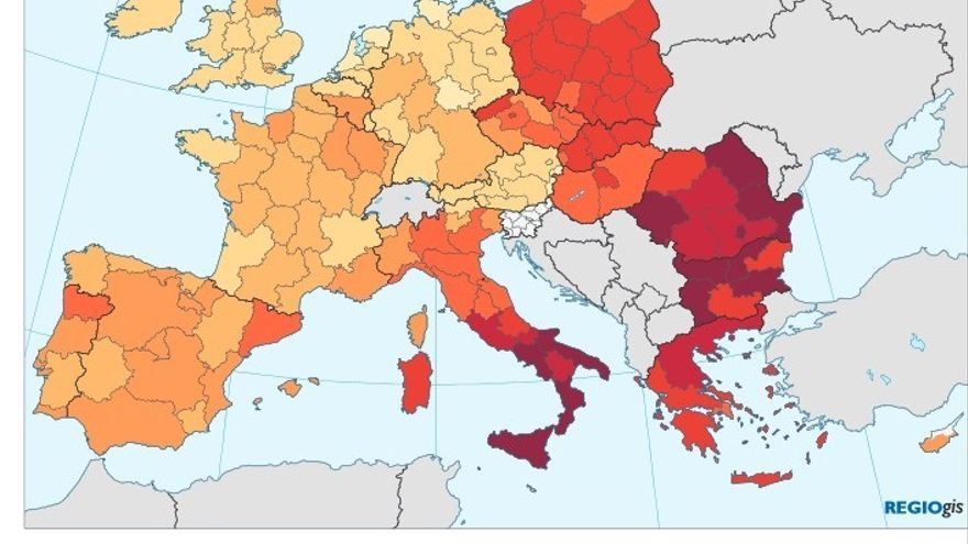 Europe-regions
