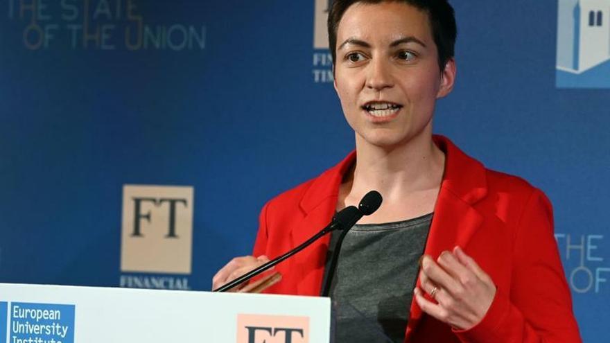 Seis candidatos a presidir la CE mostrarán sus cartas en un debate televisado