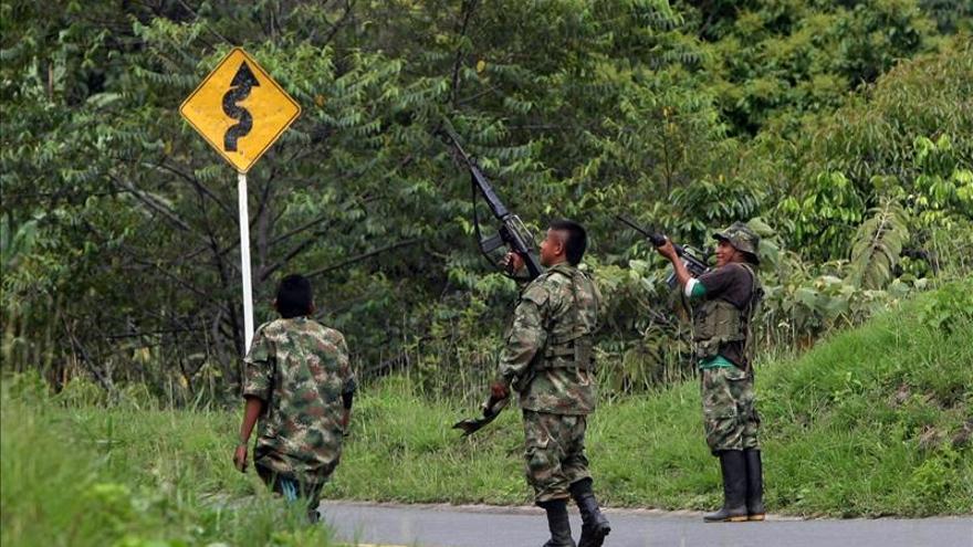Las FARC asesinan a un teniente coronel de la Policía en el suroeste de Colombia