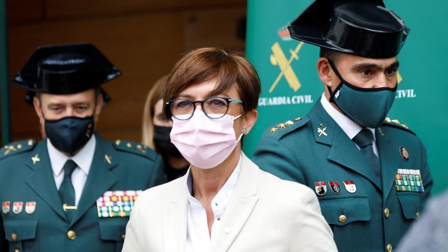"""Gámez dice que no va a """"hacer política"""" con el caso de Pérez de los Cobos"""