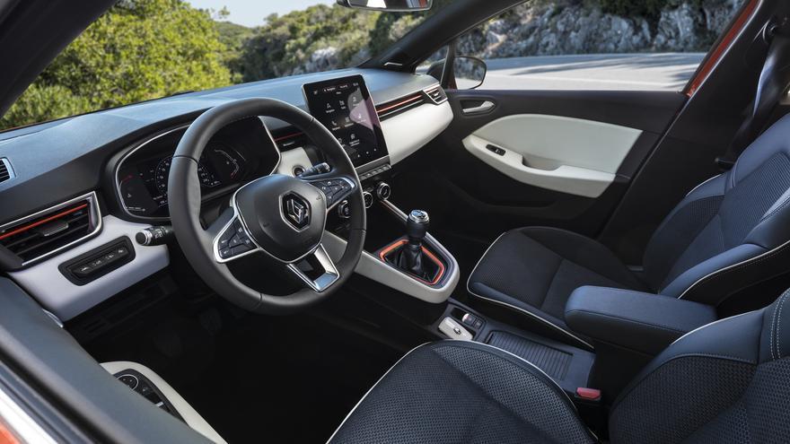 Así es por dentro la nueva generación del Renault Clio.