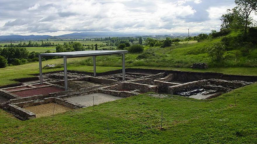 Yacimiento Arqueológico de Iruña-Veleia