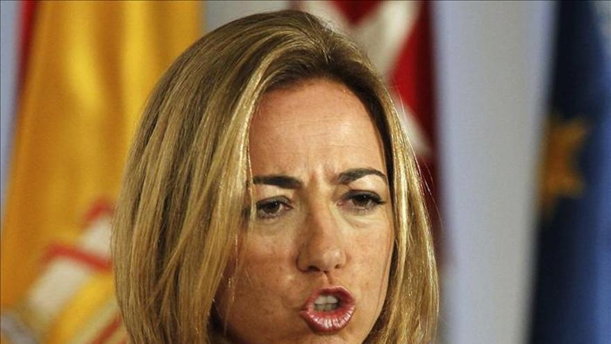 """Chacón avisa de que la """"espiral de enemistad"""" está afectando a la convivencia"""