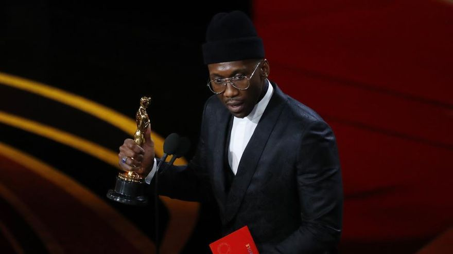 Mahershala Ali gana en Mejor actor secundario por 'Green Book'