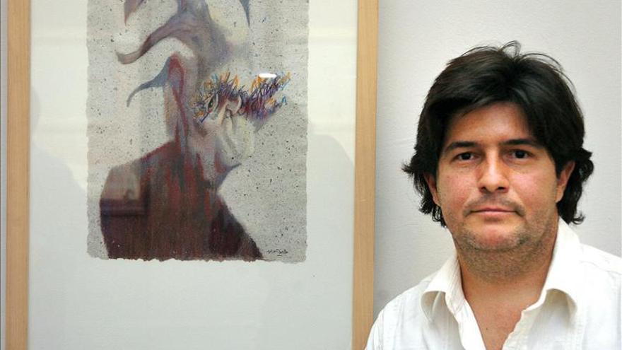Alcalá acoge una muestra antológica del dibujante Sciammarella