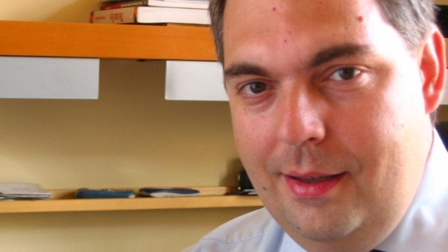 Josep Mor, economista y asesor de la cooperativa San Marcos (Almendralejo)