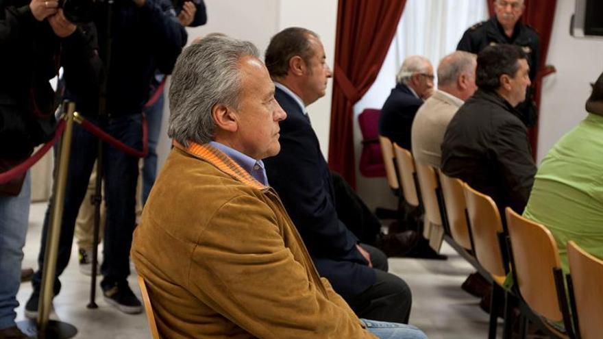 Pedro Pacheco condenado a casi dos años por falsedad y fraude en unas obras