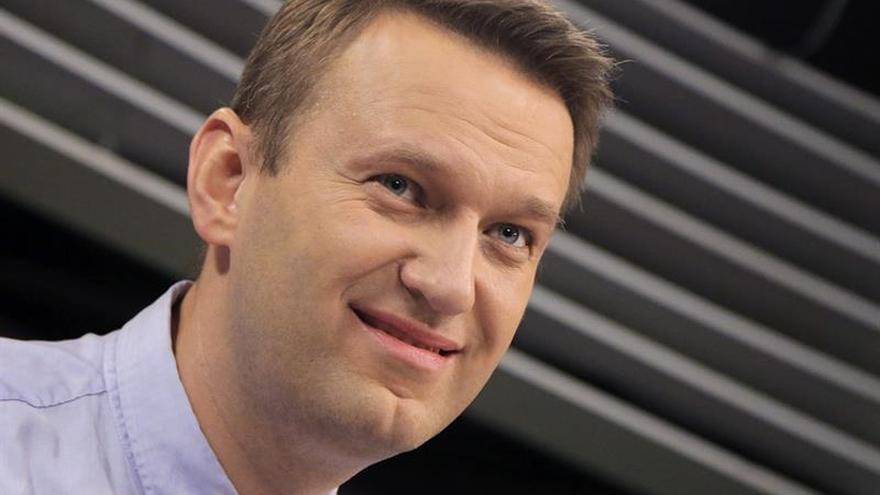El líder opositor ruso prosigue su campaña en Vladivostok pese a la inhabilitación