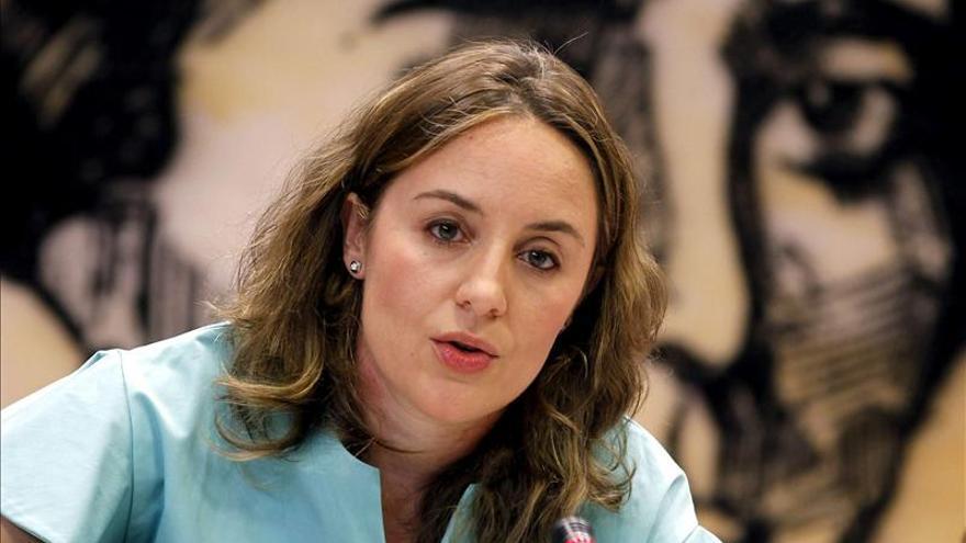 La delegada del Gobierno para la Violencia de Género ve un descenso progresivo del número de víctimas