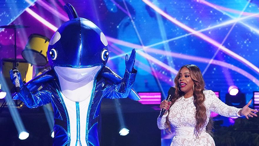 'Mask Singer USA' desenmascaró a Orca, un famoso 'animal marino' con trayectoria en la música y en TV