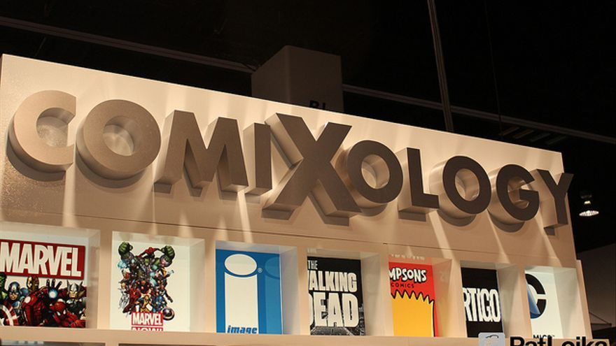 ComiXology. Foto: Pat Loika / Flickr