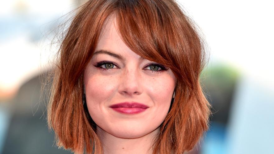 Emma Stone se transforma en Legolas para la nueva serie de Netflix