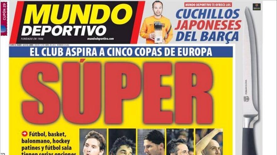 De las portadas del día (12/04/2012) #12