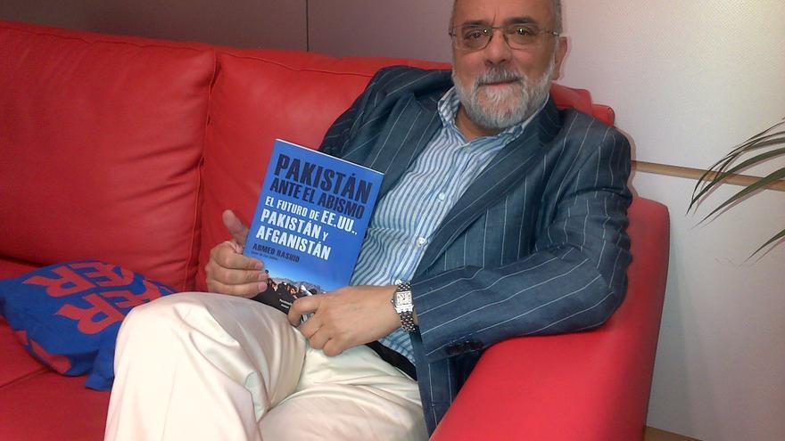 Ahmed Rashid es pesimista sobre la situación de Pakistán y Afganistán.