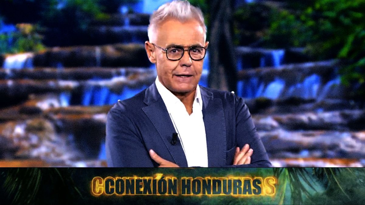 Jordi González en 'Conexión Honduras'