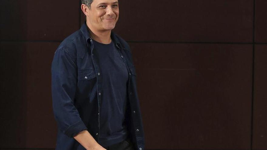 """Alejandro Sanz: """"A España se la conoce más por Picasso que por Rajoy"""""""