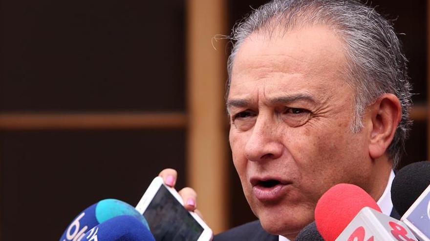 Vicepresidente dice que Colombia sin conflicto espera eliminar los cultivos de coca