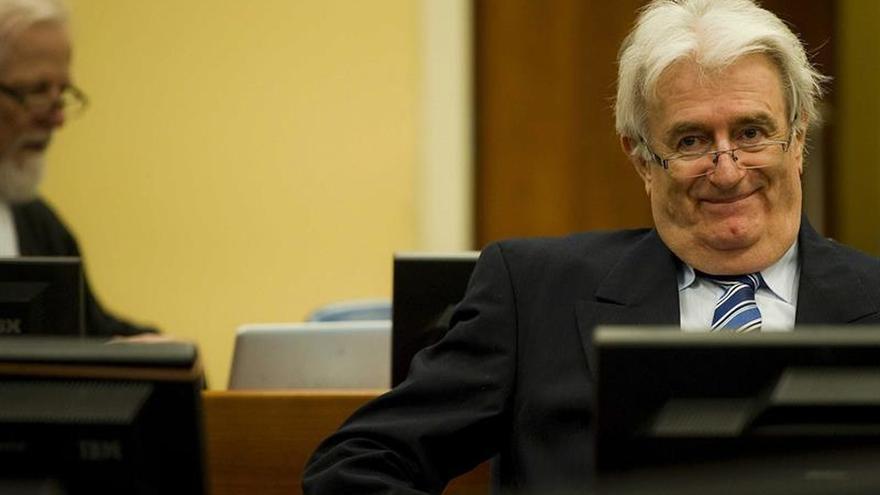 TPYI dictará su sentencia contra exlíder serbiobosnio Karadzic el 24 de marzo