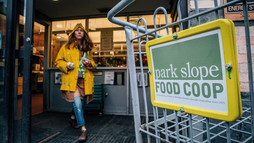 Cooperativa Park Slope Food en Nueva York