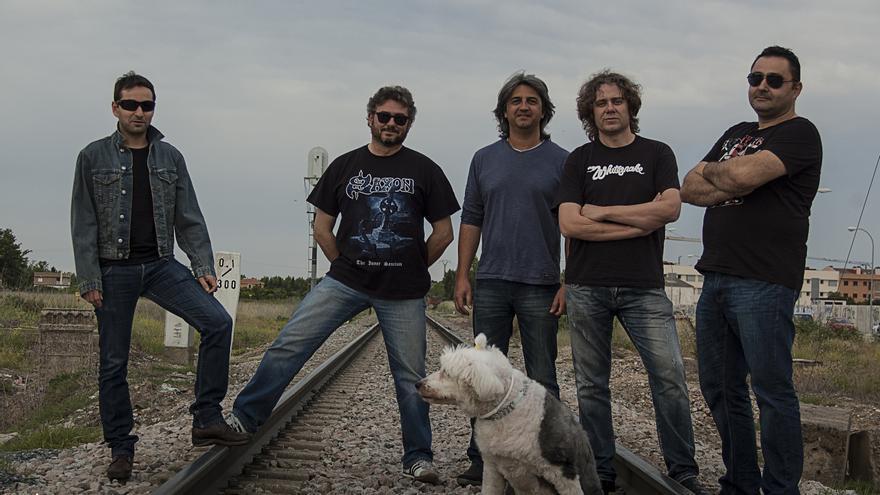 LEGACY  lanza su primer disco de versiones - Rockin' all over hard rock -, Foto: Elena G