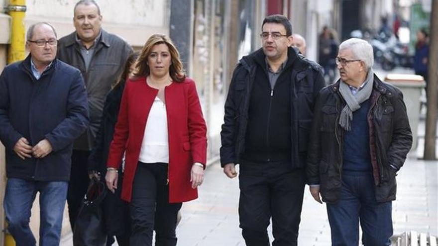El PSOE-A.