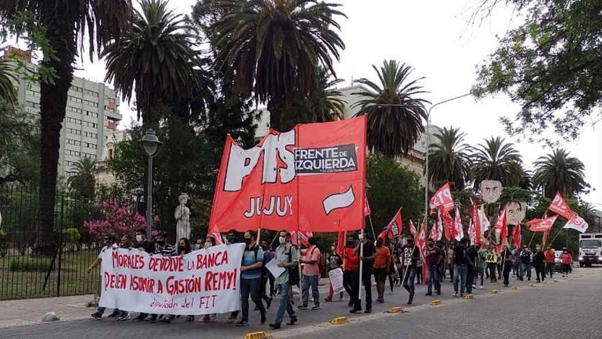 Frente de Izquierda Jujuy