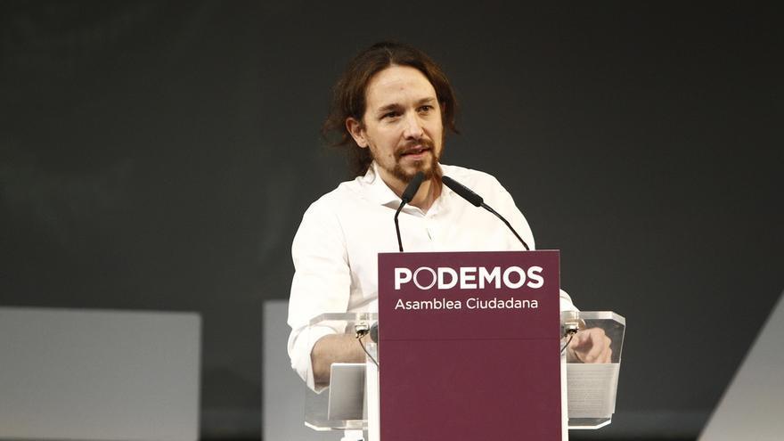 Pablo Iglesias escenifica mañana con un mitin su réplica a Rajoy en el Debate del estado de la Nación