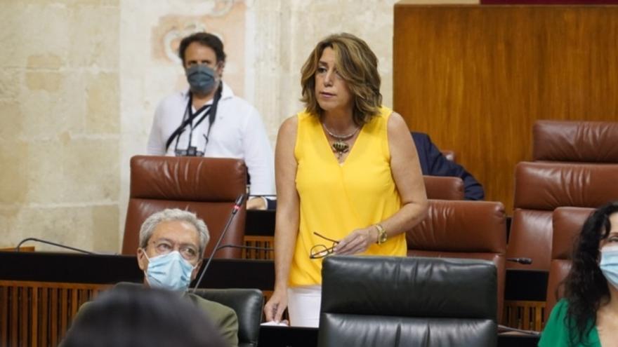 Moreno afea a Díaz y a Rodríguez que no participen la comisión de reconstrucción en Andalucía