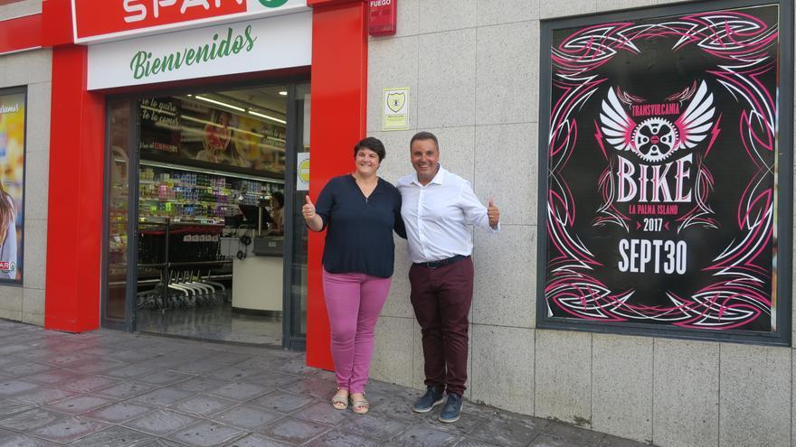 Ascensión Rodríguez y José Gabriel Barreto.