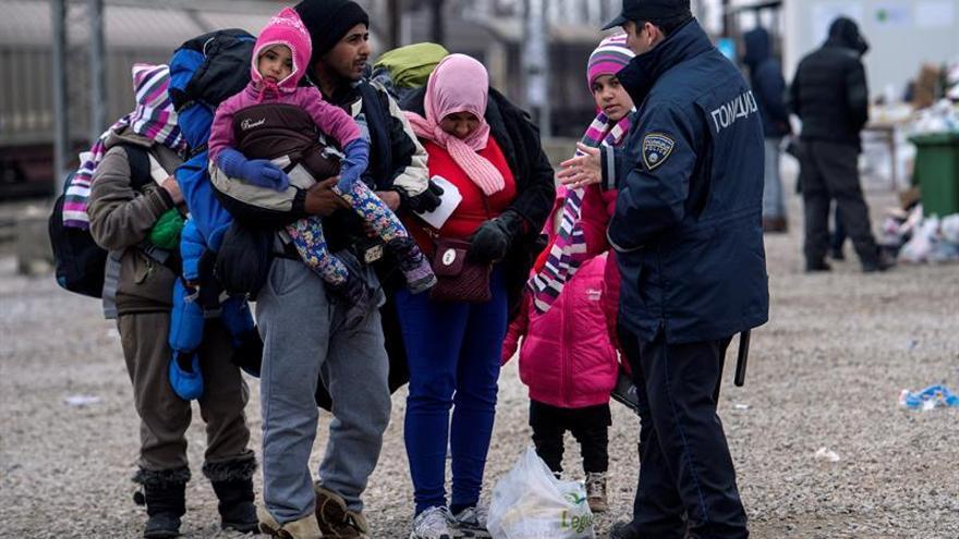 Serbia aplicará medidas de migración de acuerdo a las decisiones de Austria