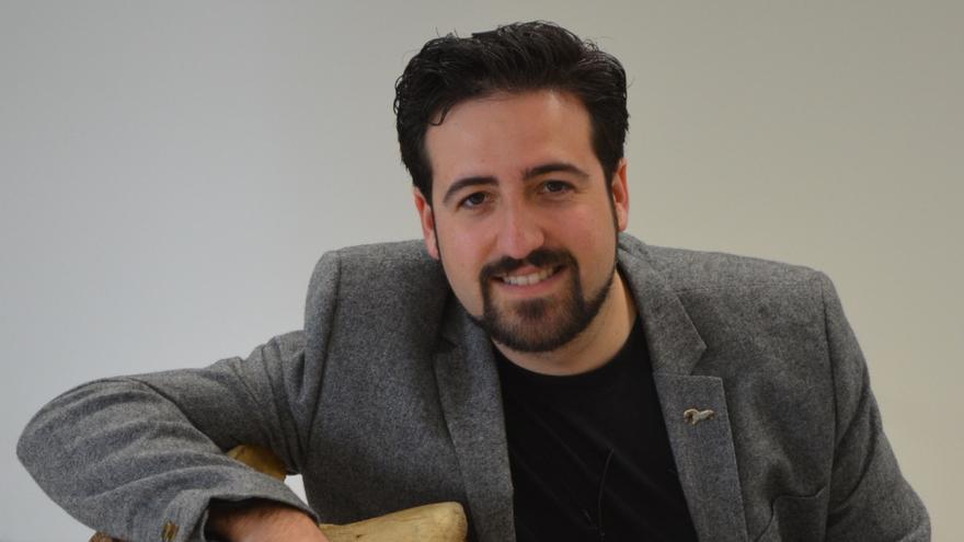 Edgard Camarós, del Institut Català de Paleoecologia Humana i Evolució Social.