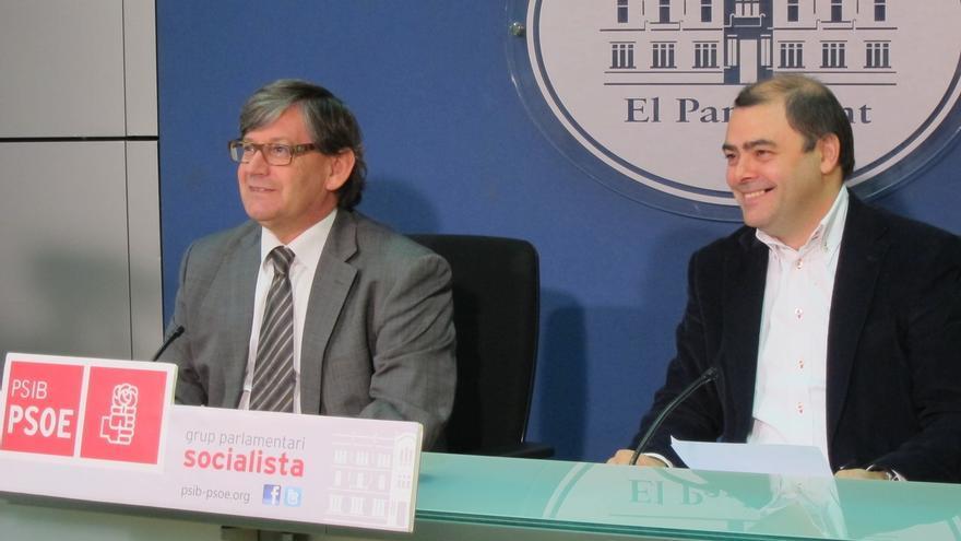 """El PSIB considera que el PP de Bauzá es """"cómplice de la época Matas"""" al haber """"tapado todo lo que le han pedido"""""""