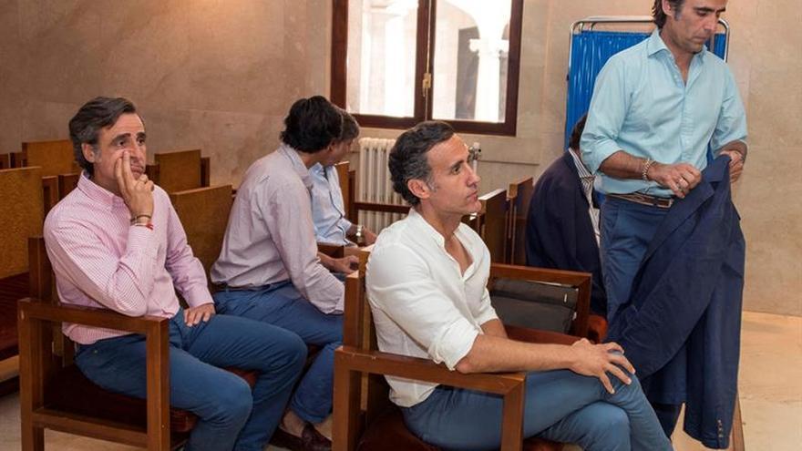 La Audiencia de Palma cita a los Ruiz-Mateos para la vista de medidas cautelares
