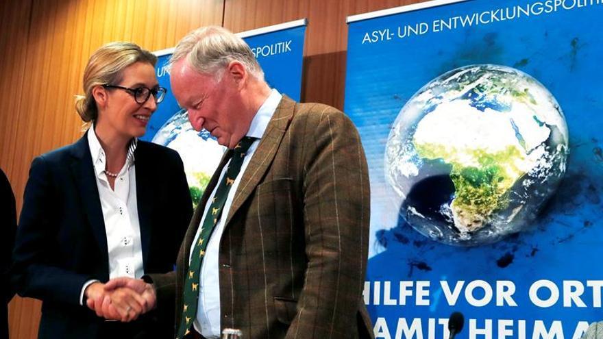 La ultraderecha alemana cuestiona el cambio climático y pide salir del Acuerdo de París