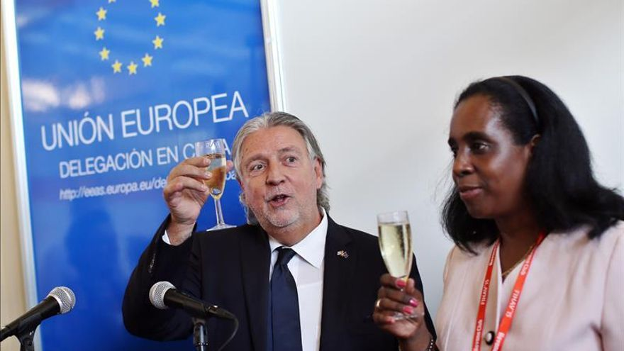 La UE y Cuba cierran el capítulo comercial en la sexta ronda de negociaciones