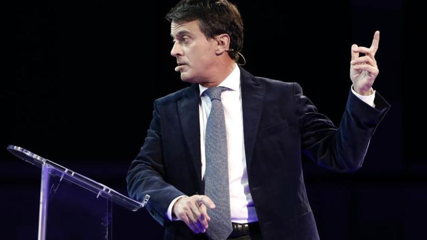Valls apuesta por un pacto PSOE-PP-Cs para no dejar espacios a los populistas