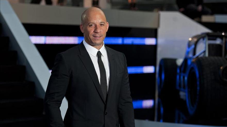 Vin Diesel, un tipo duro con las emociones a flor de piel
