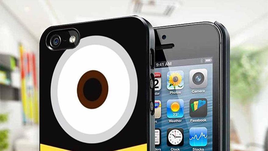 d5f0d7522cd ¿Volvemos a la época de las carcasas? Los móviles recuperan el color tras un  lustro en blanco y negro