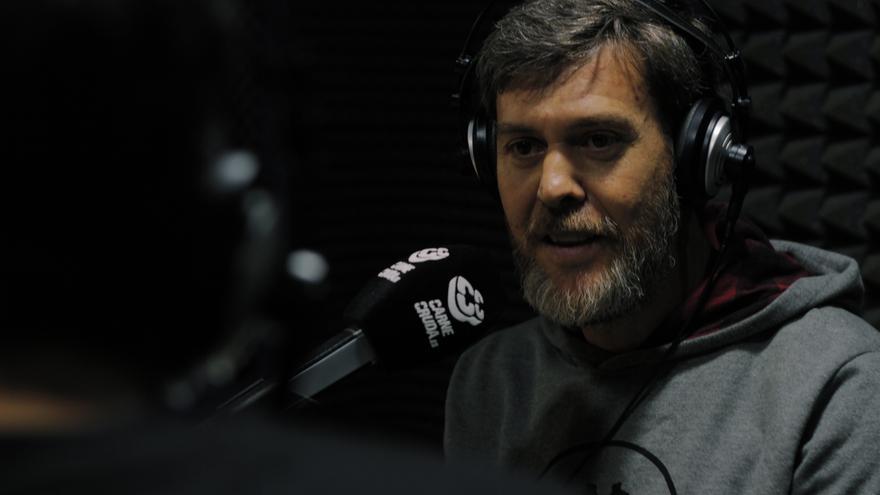 Luis Tamayo en Carne Cruda.JPG